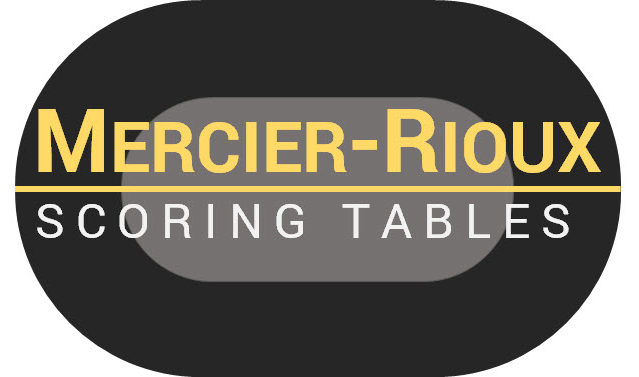 Mercier-Rioux Scoring Tables